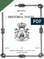 Revista de Historia Naval Nº58. Año 1997
