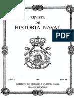 Revista de Historia Naval Nº59. Año 1997