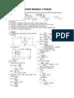 Soal Motor Induksi 3 Phasa