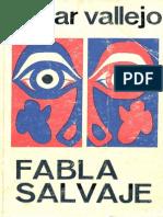 César Vallejo - Fabla Salvaje