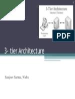 3- Tier Architecture