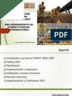 INTERPRETACIÓN OHSAS 18001_2007