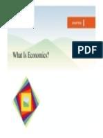 Que Es Economia - Capt 1 - Economia