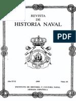 Revista de Historia Naval Nº64. Año 1999