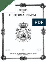Revista de Historia Naval Nº65. Año 1999