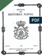 Revista de Historia Naval Nº66. Año 1999