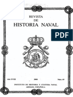 Revista de Historia Naval Nº69. Año 2000