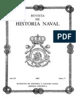 Revista de Historia Naval Nº77. Año 2002