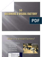 5S - Becoming a Visual Factory