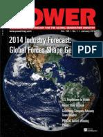 Power Magazine, International January 2014