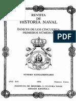 Revista de Historia Naval NºExtra. Año 1996