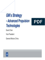 gm strategy