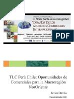 TLC entre Peru & Chile - AMPEX, Foro Macroregional