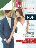 2014 Collins Formal Wear Catalogue