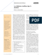 Diabetes Micro Albuminuria predictor de nefropatia