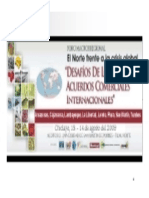 Oferta Exportable - La Libertad - AMPEX, Foro Macroregional