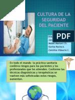 Cultura de La Seguridad Del Paciente Final Xxx