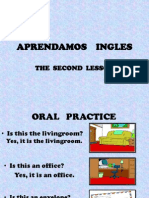 02 PPT - APRENDAMOS INGLES  - 2009 Lesson Two.pptx