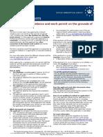 Ar1 en Residence Permit Salaried Work