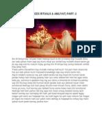 Ilm Al-limiya (Trees Rituals & Amliyat) Part 2