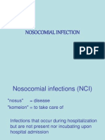 Nosocomial Infection Uph
