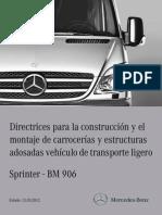 Manual Carrozado Sprinter906 Es
