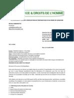 Préparation d un crime de genocide -Courrier-Parquet-de-Nice-Du-31-Juillet-2009