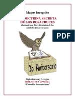 Incognito Magus La Doctrina Secreta de Los Rosacruces