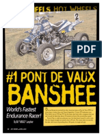 Banshee Pont de Vaux