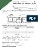 Prueba de Matemática 2° Unidad.doc