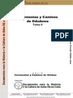 Ceremonias y Caminos de Oduduwa. Tomo II