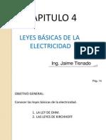 Cap 4 Leyes Basic Elect