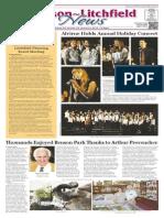 Hudson~Litchfield News 1-3-2014