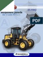 Cargador Frontal ZL50G