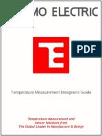 The Thermo Electric Temperature Measurement Designer's Guide