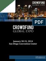 Crowdfunding Global Expo Program