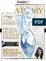 Imaginefx - How to Draw and Paint Anatomy (2010)