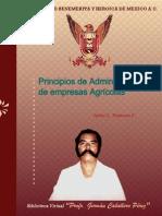Principios de Administración de empresas Agrícolas - Javier L. Troncoso C.