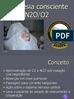 Analgesia Consciente N2O
