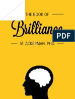 The Book of Brilliance - M. Ackerman