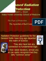 Dixon Faith-Based Radiation ProtectionII