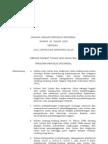 UU Nomor 22 Tahun 2009 Tentang Lalu Lintas Dan Angkutan Jalan