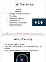 Basic Electronics Presentation v3
