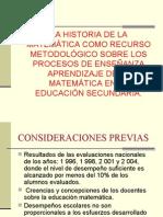 Historia de La Matemtica
