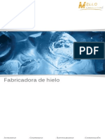 Fabricadora de Hielo Cm076-77