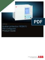 En Product Guide REB670 1.2 Pre-configured