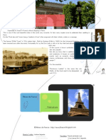 Paris - Rêves de France / English