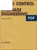 Flood Control and Drainage Engineering,