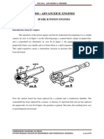 Lecture notes on Advanced I.C. Engine part-I