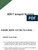 SDH/SONET
